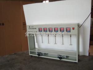 JJ-4A 六联电动搅拌器
