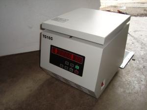 TGL-16G 高速离心机