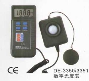 DE3350 照度計