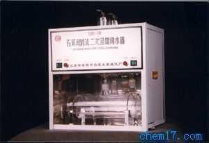 1810-C 石英亚沸自动三重高纯水蒸馏水器