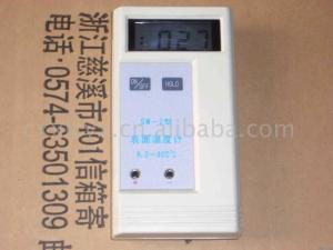 SW-2型便携式数字显示表面温度计