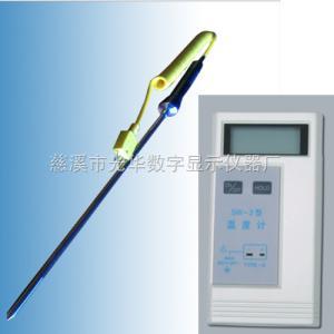 SW-2 建筑电子测温仪SW-2混凝土测温仪