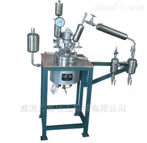 锆材实验室反应釜系统设备,成套实验室反应釜设备