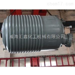 不锈钢蒸汽釜,外盘半管式蒸汽反应釜