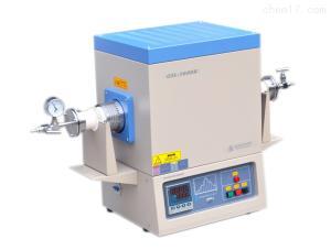 GSL-1600X 1600℃真空高溫管式爐GSL-1600X
