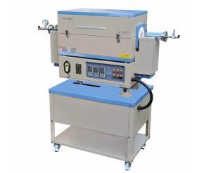 OTF-1200X-5L-R-III 1200℃三温区可倾斜旋转炉OTF-1200X-5L-R-III