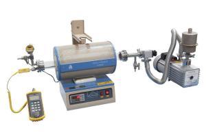 GSL-1100X-50-LVT 1100℃帶校準系統管式爐GSL-1100X-50-LVT