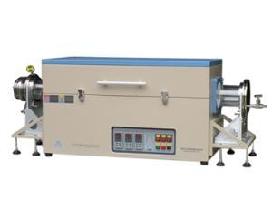 OTF-1200X-III-D5-4 1200℃双管三温区管式炉(石墨烯生长)OTF-1200X-III-D5-4