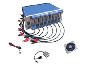 BTS8-5V3A 八通道电池测试仪