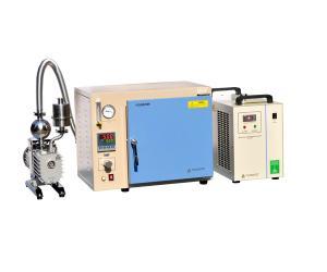 DZF-6050-HT 500℃带浮子流量计真空烘箱(53L)DZF-6050-HT