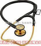 wi93718 心臟??撇讳P鋼豪華鍍22K金雙面聽診器
