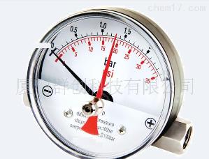 供应YCC-80全不锈钢微差压表