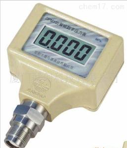 内电源DPM100F齐平膜式数字压力表