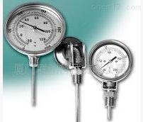供應WSSF系列萬向型防腐雙金屬溫度計