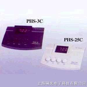 PHS-3/2/25C型 精密酸度計