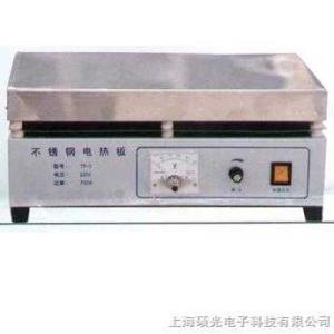 TP-數顯自動恒溫不銹鋼電熱板(380℃)