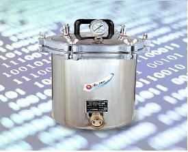 SG46-280SA 灭菌器 高压灭菌器 高压蒸汽灭菌器 手提式煤电二用灭菌器