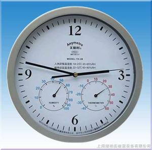 TH-3B 美德时壁挂式时钟温湿度计