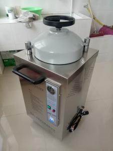 LX- B100L(手輪式)數顯高壓蒸汽滅菌器
