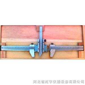 ZK-1 砖用卡尺价格厂家型号技术参数适用方法