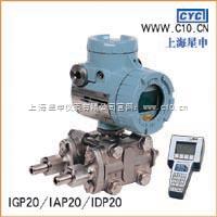 IGP20系列单法兰远传型压力变送器