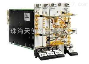 M9393A PXIe 高性能矢量信号分析仪