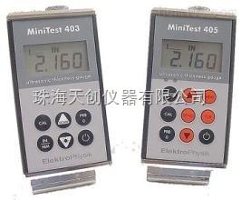 MINITEST 403 德国EPK公司MINITEST 403超声波壁厚测厚仪管道壁厚测厚仪