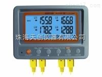 台湾衡欣AZ88598工业壁挂式大荧幕电子温度计