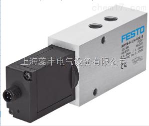 MPYE-5-1/8-LF-420-B 原装FESTO比例方向控制阀161978