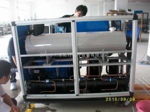 CBE-28ALC 工业冰水机(电泳线降温系统)