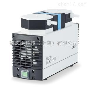 N 820.3FT.18 抗强化学腐蚀隔膜真空泵抽气泵