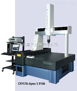 CRYSTA-Apex S574 标准CNC三坐标测量机CRYSTA-Apex S544、S776、S7106