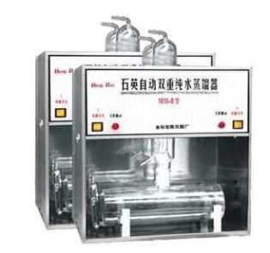 1810-B型 石英自动双重纯水蒸馏器
