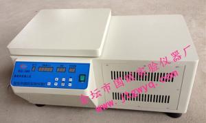 TGL-20M 台式高速冷冻离心机