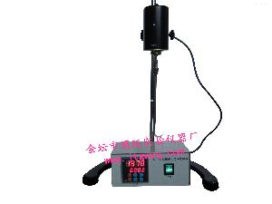 JJ-1B 数显恒速电动搅拌器(数显测速)