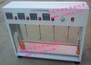JJ-4BS 数显四联异步电动搅拌器