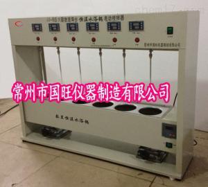 JJ-6S 六联异步恒温水浴电动搅拌器