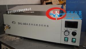 SHJ-A6 水浴恒温磁力搅拌器六孔