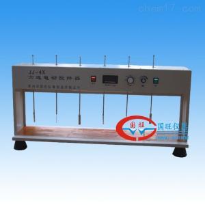 JJ-4X 六联电动搅拌器桌上型