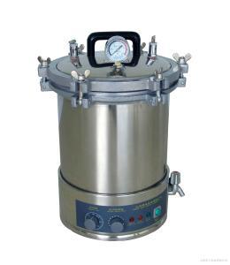 YXQ-LS-18SI 自动手提式高压蒸汽灭菌器