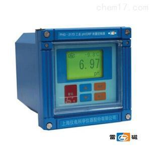 PHG-217D 上海雷磁工业 pH/ORP 测量控制器