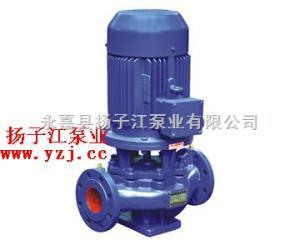 管道泵价格:IRG单级单吸热水管道离心泵|立式热水泵