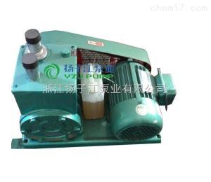 2X-70 旋片式2X-70真空泵 抽速快 真空度高 脫氣泡專用真空泵配套真空箱