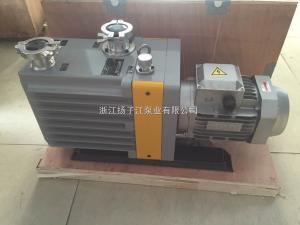 2XZ-4B型 2XZ-4B型附帶油泵強制進油直聯雙級旋片真空泵 雙級旋片真空泵