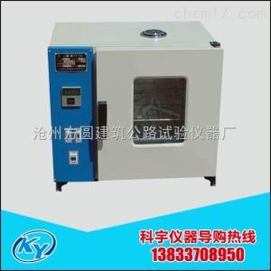 DG-101型 供应建筑仪器电热鼓风干燥箱、鼓风干燥箱