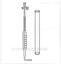 1943氧气量管 气体取样量管 玻璃仪器