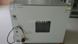 dzf-6050 上海厂家生产DZF-6050真空箱 50升台式干燥箱