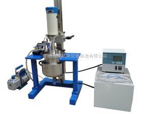 JSL/2L 江苏均瑞JSL型实验室高剪切真空玻璃釜分散乳化机