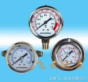 Y-60B 不銹鋼壓力表