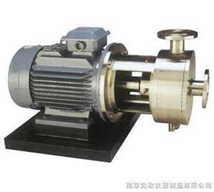 JG1型  管線式高剪切分散乳化機